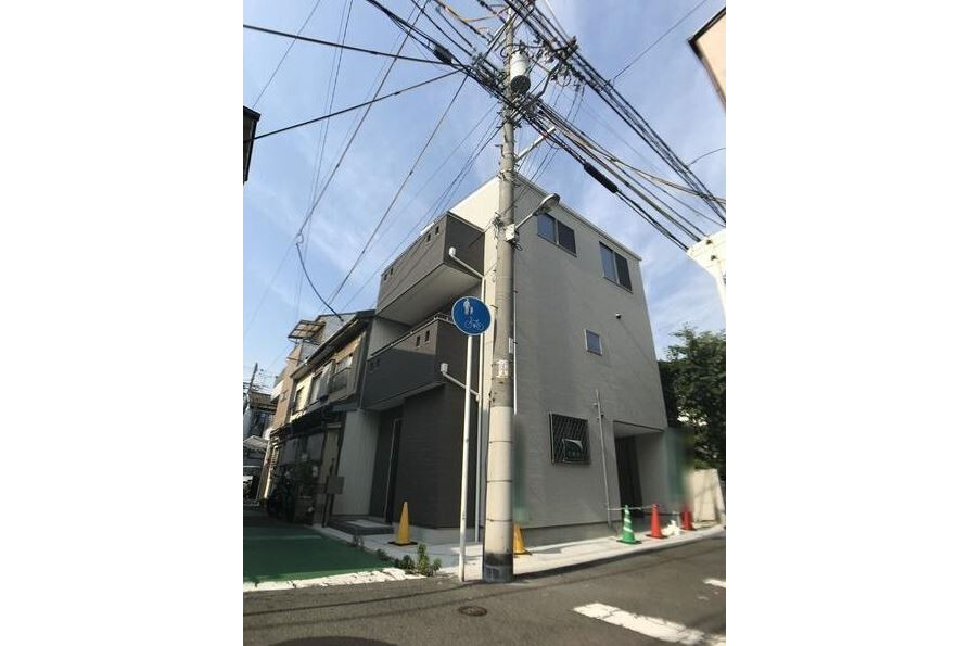 3LDK House to Buy in Osaka-shi Abeno-ku Exterior