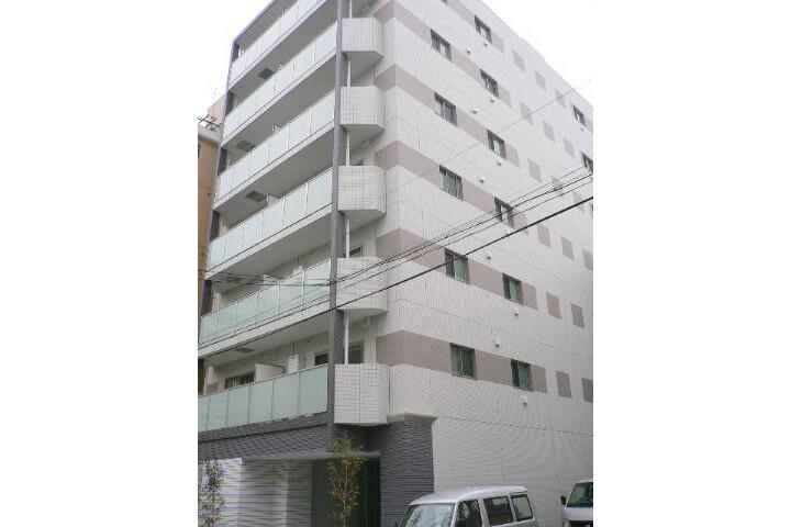 在江東區內租賃1LDK 公寓大廈 的房產 戶外