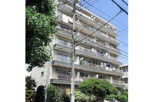 1LDK Apartment to Buy in Meguro-ku Interior