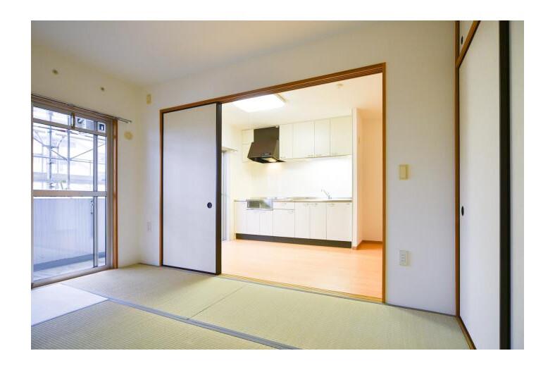 1LDK Apartment to Rent in Saitama-shi Minami-ku Interior