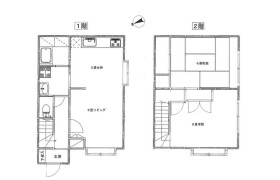 2LDK {building type} in Minamimagome - Ota-ku
