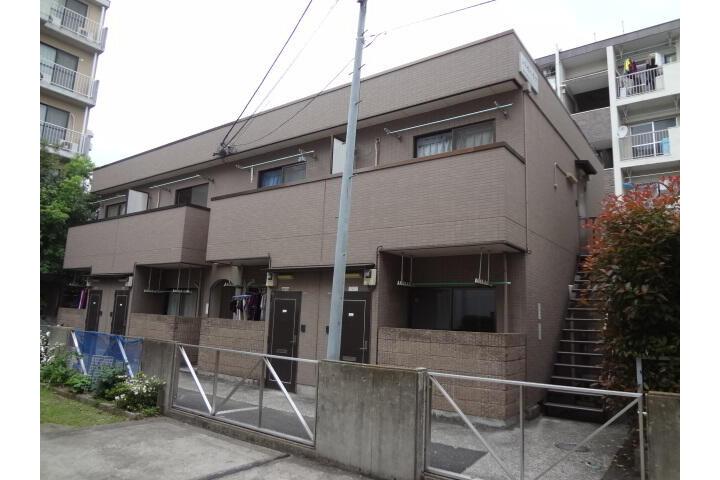 在新宿區內租賃1DK 公寓大廈 的房產 戶外