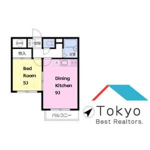 1DK Mansion in Takadanobaba - Shinjuku-ku Floorplan