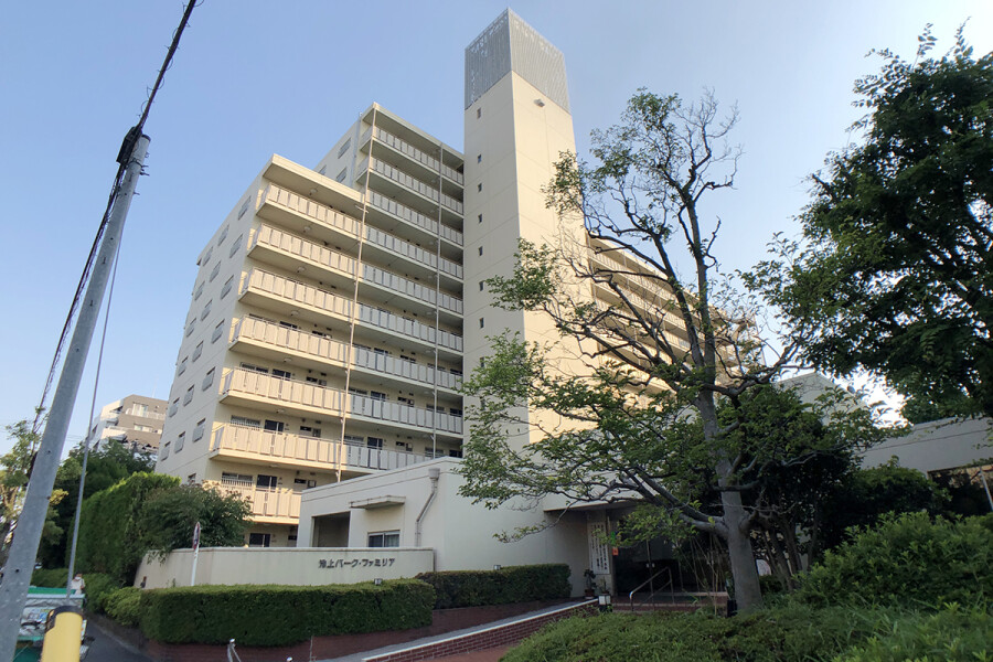3DK Apartment to Buy in Ota-ku Exterior