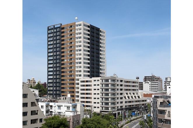 2LDK マンション 豊島区 外観