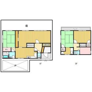4LDK House in Minamimikunigaokacho - Sakai-shi Sakai-ku Floorplan