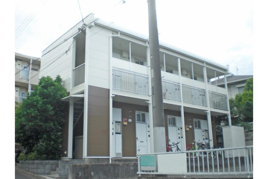 1K アパート 富士見市 外観