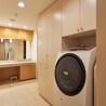 2SLDK Apartment to Buy in Minato-ku Washroom