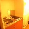 在富士見野市內租賃1K 公寓 的房產 廚房