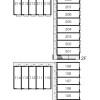 1K 아파트 to Rent in Machida-shi Floorplan